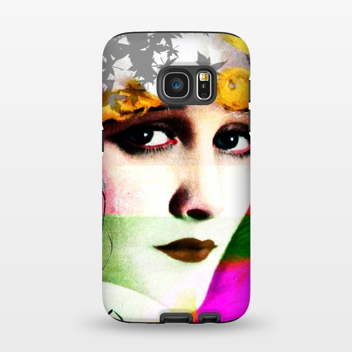 AC1345145, Phone Cases, Galaxy S7, StrongFit, Brandon Combs, Miss Moon, Designers,