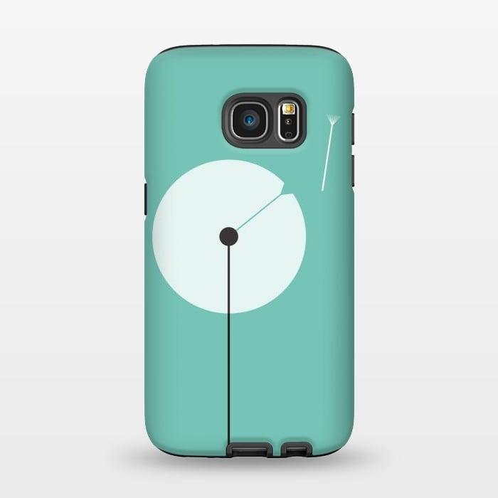 AC1345163, Phone Cases, Galaxy S7, StrongFit, Volkan Dalyan, Dandelion, Designers,