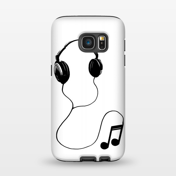 AC1345181, Phone Cases, Galaxy S7, StrongFit, Nicklas Gustafsson, Sweet Tunes, Designers,