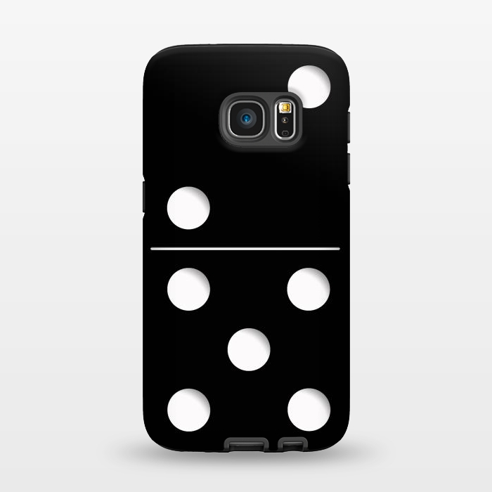 AC1345183, Phone Cases, Galaxy S7, StrongFit, Nicklas Gustafsson, Domino, Designers,