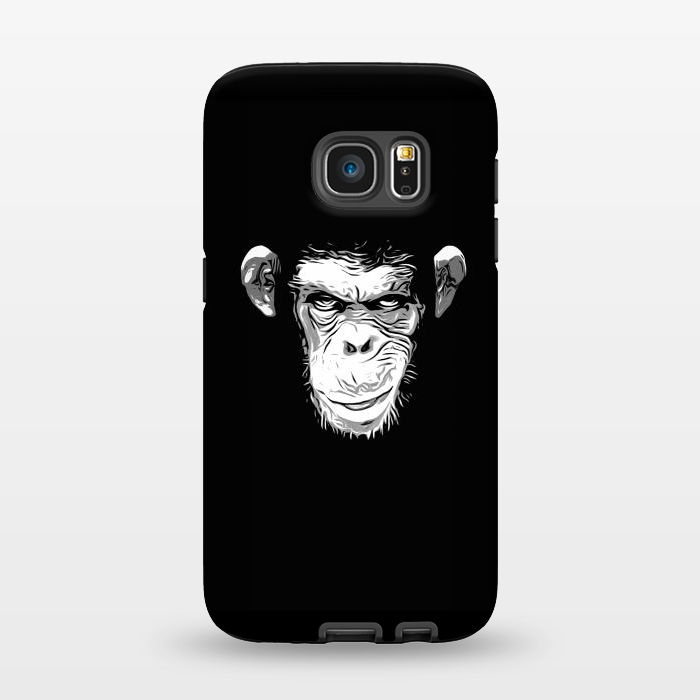 AC1345189, Phone Cases, Galaxy S7, StrongFit, Nicklas Gustafsson, Evil Monkey, Designers,