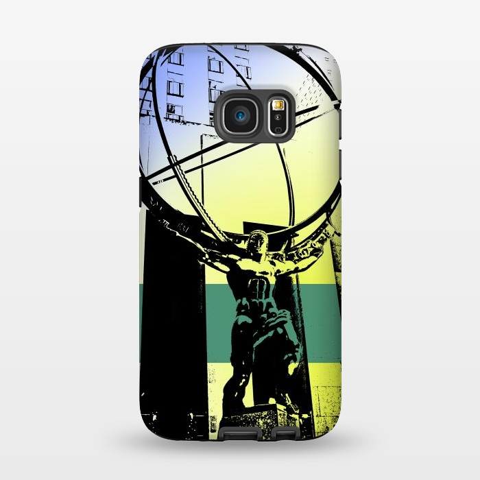 AC134519, Phone Cases, Galaxy S7, StrongFit, Amy Smith, Atlas, Designers,