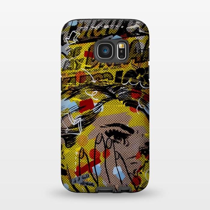 AC1345244, Phone Cases, Galaxy S7, StrongFit, Dan Monteavaro, Lucky Grad, Designers,