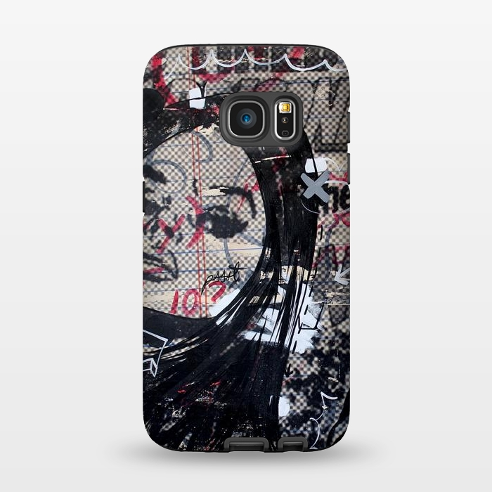 AC1345245, Phone Cases, Galaxy S7, StrongFit, Dan Monteavaro, Prisoner of the past, Designers,
