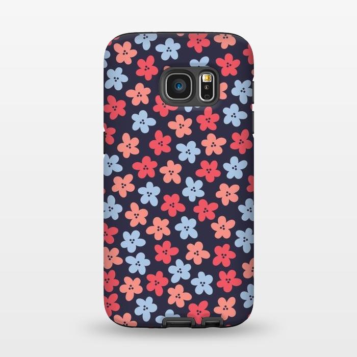 AC1345285, Phone Cases, Galaxy S7, StrongFit, Rosie Simons, Amelia Ditsy, Designers,