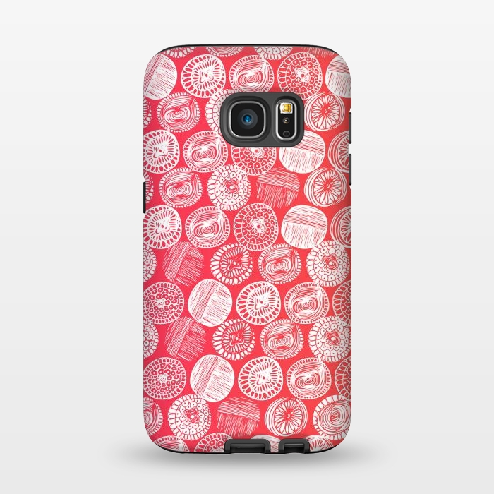 AC1345321, Phone Cases, Galaxy S7, StrongFit, Anchobee, Crochet, Designers,