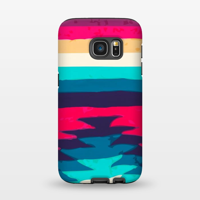 AC1345339, Phone Cases, Galaxy S7, StrongFit, Nika Martinez, Surf Girl, Designers,