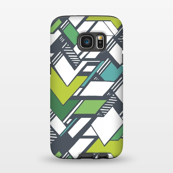 AC1345361, Phone Cases, Galaxy S7, StrongFit, Karen Harris, Taliesin in Emerald City, Designers,