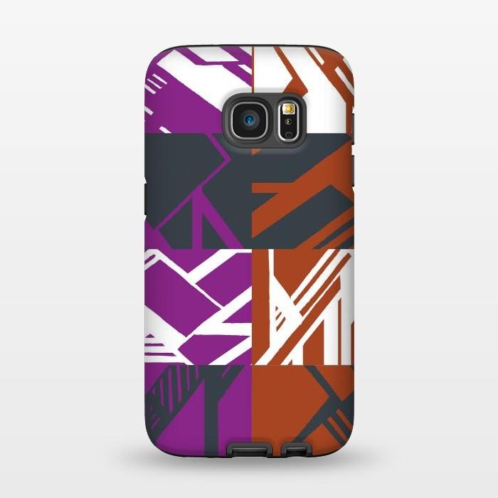 AC1345364, Phone Cases, Galaxy S7, StrongFit, Karen Harris, Tapestry in Solstice, Designers,