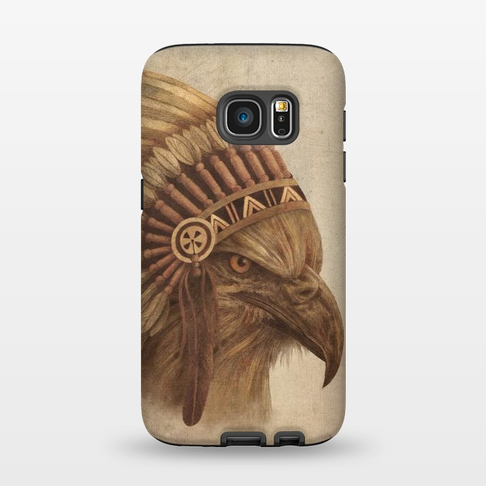 AC1345371, Phone Cases, Galaxy S7, StrongFit, Terry Fan, Eagle Chief, Designers,