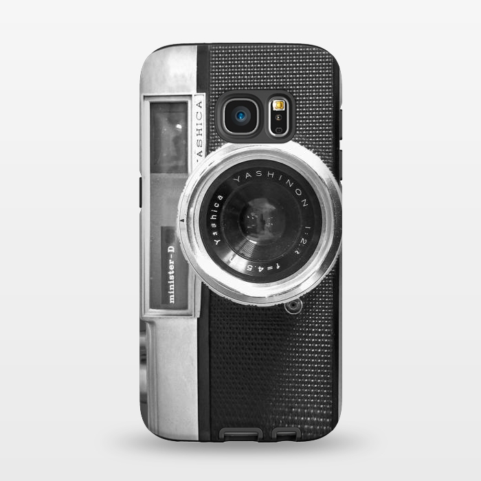 AC1345424, Phone Cases, Galaxy S7, StrongFit, Nicklas Gustafsson, Oldschool cameraphone, Designers,