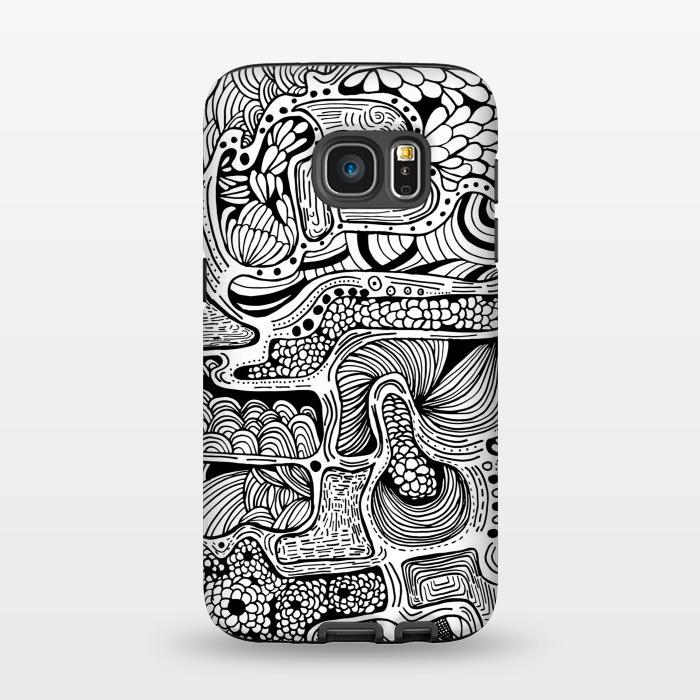 AC1345441, Phone Cases, Galaxy S7, StrongFit, Eleaxart, El Reflejo, Designers,
