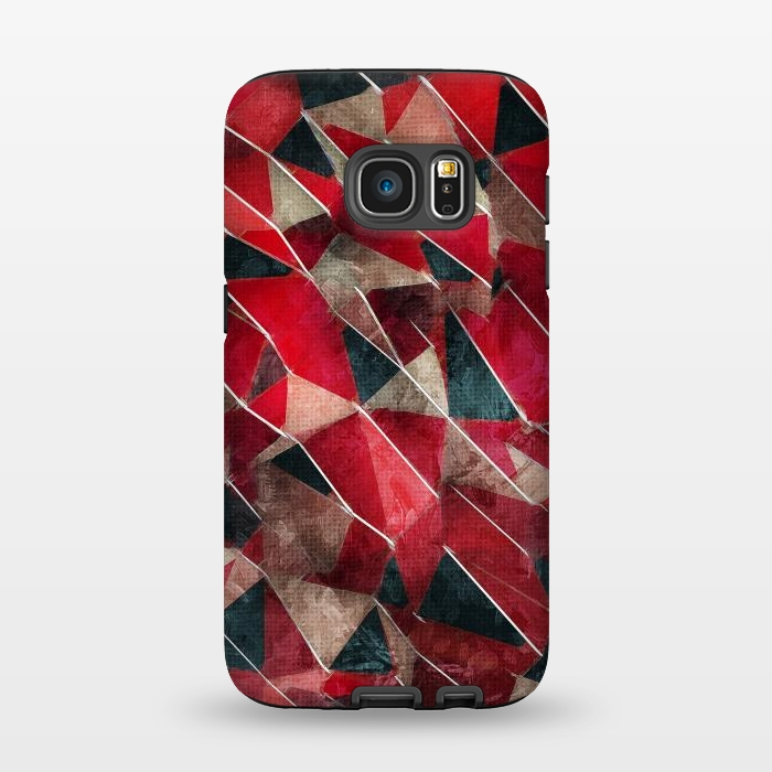 AC1345463, Phone Cases, Galaxy S7, StrongFit, Diego Tirigall, ABSTRACT PAINTING, Designers,
