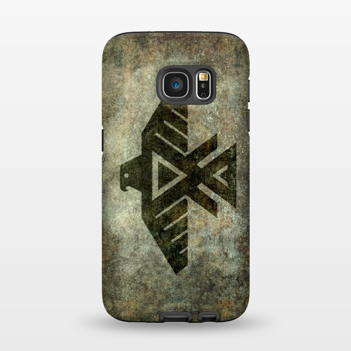 AC1345483, Phone Cases, Galaxy S7, StrongFit, Bruce Stanfield, Vintage Thunderbird, Designers,