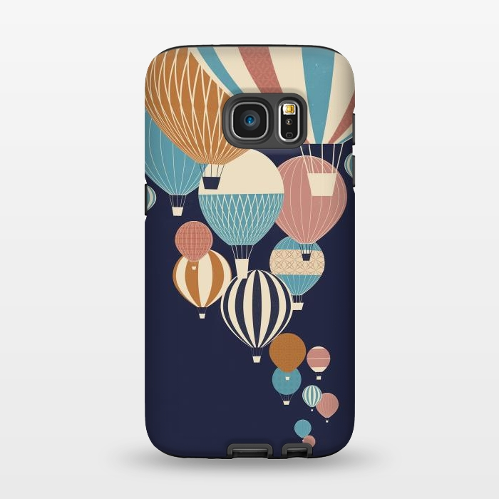 AC1345493, Phone Cases, Galaxy S7, StrongFit, Jay Fleck, Balloons, Designers,