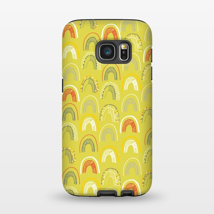 AC1345509, Phone Cases, Galaxy S7, StrongFit, Rachael Taylor, Rainbow Path, Designers,