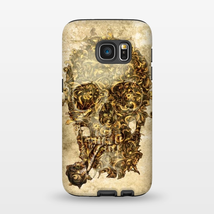 AC1345635, Phone Cases, Galaxy S7, StrongFit, Diego Tirigall, LORD SKULL 2, Designers,