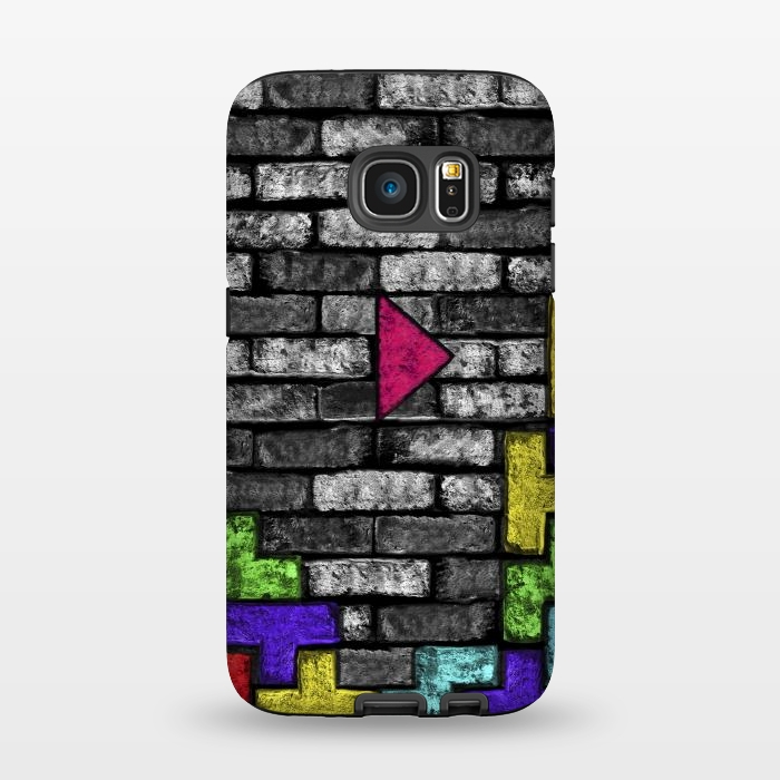 AC1345637, Phone Cases, Galaxy S7, StrongFit, Diego Tirigall, THINK DIFFERENT, Designers,