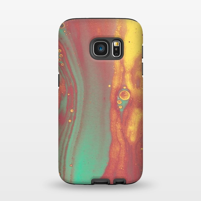 AC1345934, Phone Cases, Galaxy S7, StrongFit, Eleaxart, Cold Water, Designers,