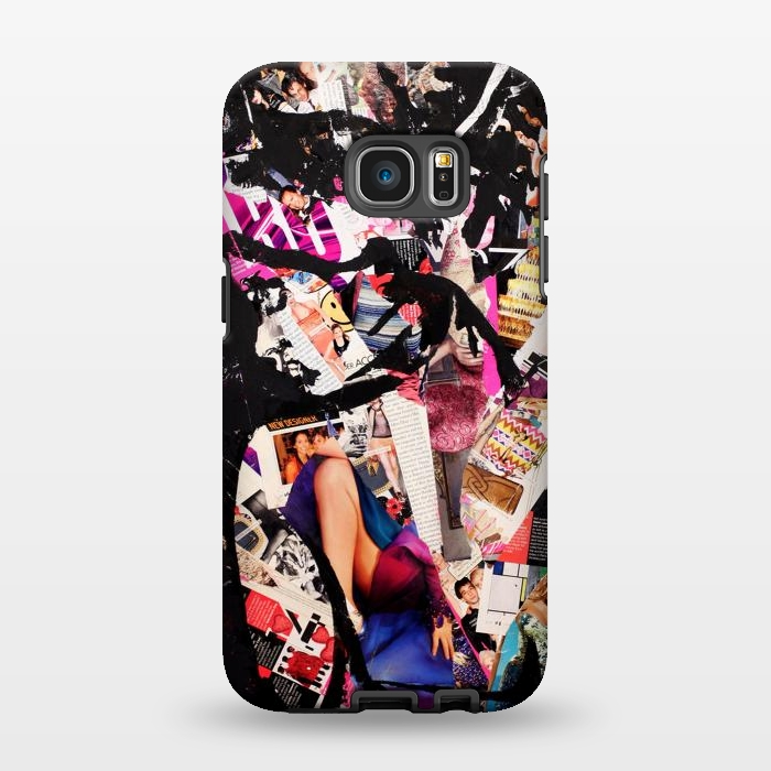 AC134612, Phone Cases, Galaxy S7 EDGE, StrongFit, Amy Smith, F_cked, Designers,