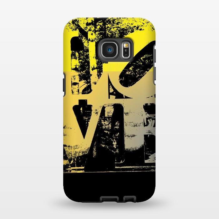 AC134613, Phone Cases, Galaxy S7 EDGE, StrongFit, Amy Smith, Philadelphia Love, Designers,