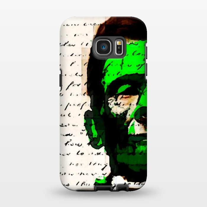 AC1346144, Phone Cases, Galaxy S7 EDGE, StrongFit, Brandon Combs, Lincolnstein, Designers,