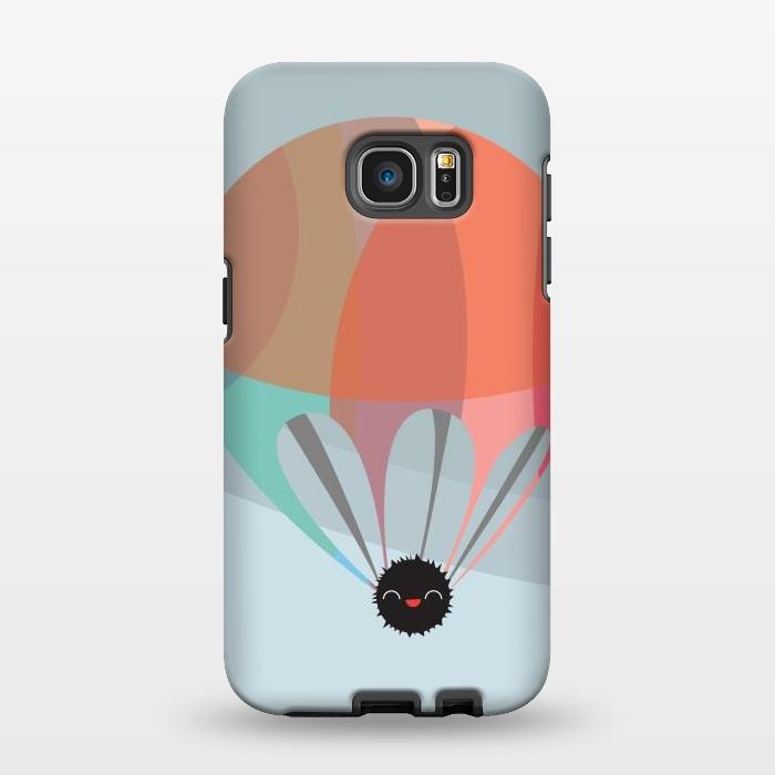 AC1346166, Phone Cases, Galaxy S7 EDGE, StrongFit, Volkan Dalyan, Flying Happy Dust, Designers,