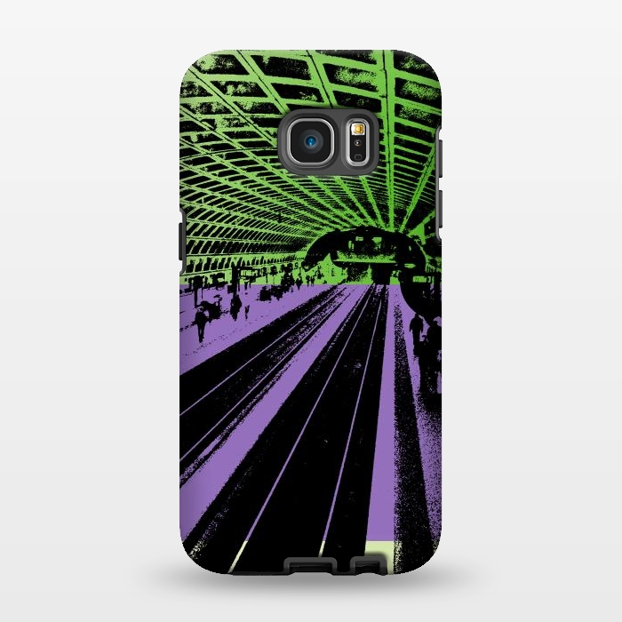 AC134618, Phone Cases, Galaxy S7 EDGE, StrongFit, Amy Smith, Dc Metro, Designers,
