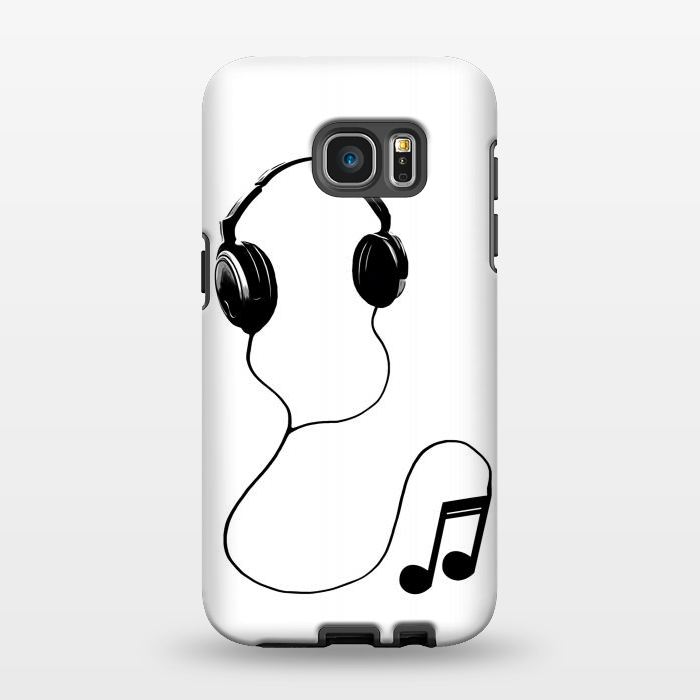 AC1346181, Phone Cases, Galaxy S7 EDGE, StrongFit, Nicklas Gustafsson, Sweet Tunes, Designers,
