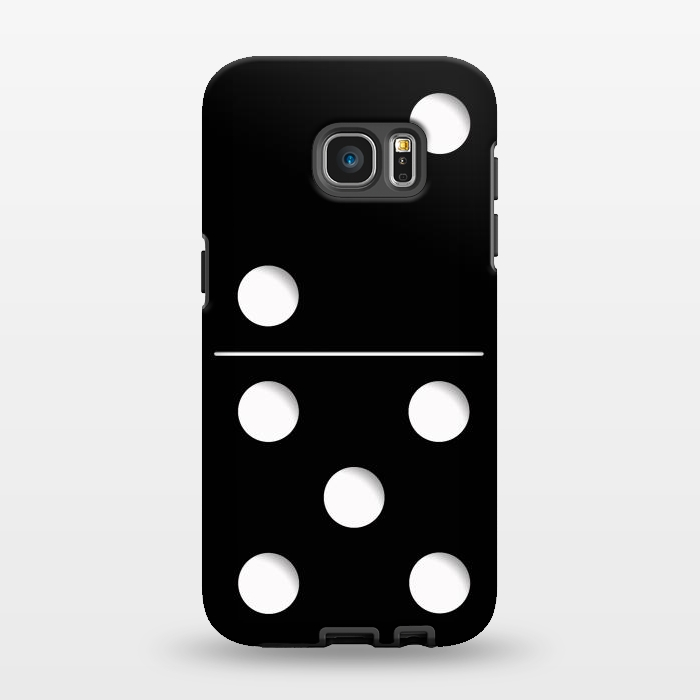 AC1346183, Phone Cases, Galaxy S7 EDGE, StrongFit, Nicklas Gustafsson, Domino, Designers,