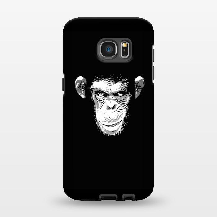 AC1346189, Phone Cases, Galaxy S7 EDGE, StrongFit, Nicklas Gustafsson, Evil Monkey, Designers,