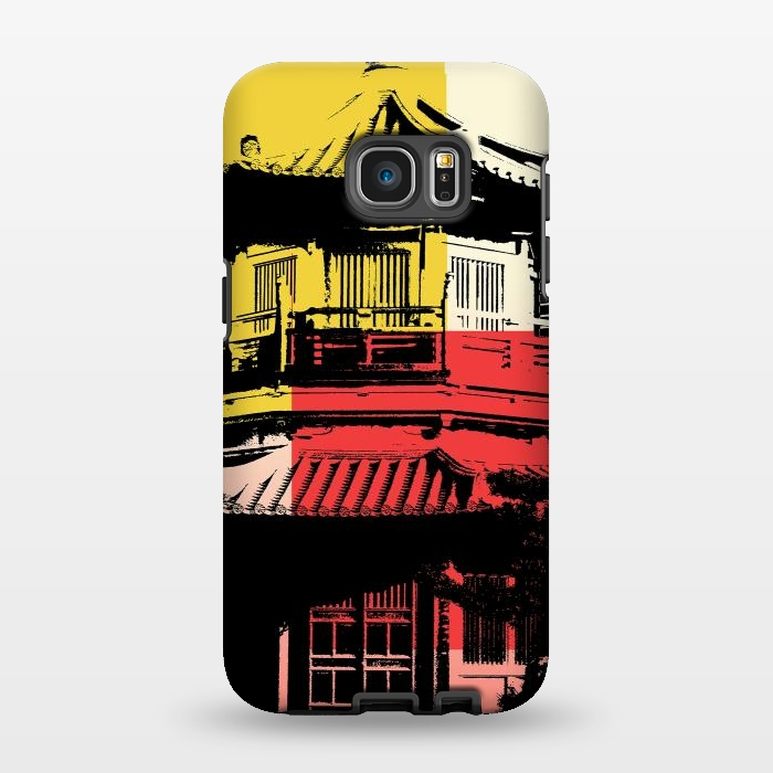 AC134620, Phone Cases, Galaxy S7 EDGE, StrongFit, Amy Smith, Temple, Designers,