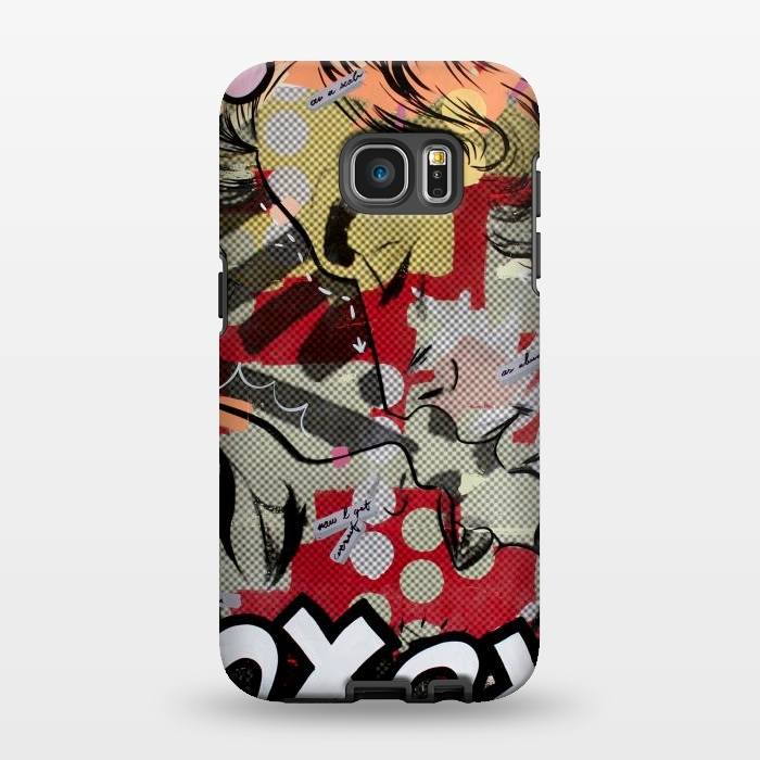 AC1346241, Phone Cases, Galaxy S7 EDGE, StrongFit, Dan Monteavaro, Between Us, Designers,