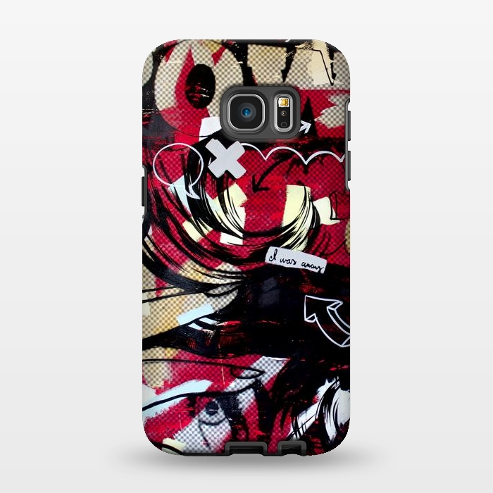 AC1346242, Phone Cases, Galaxy S7 EDGE, StrongFit, Dan Monteavaro, Big Star, Designers,