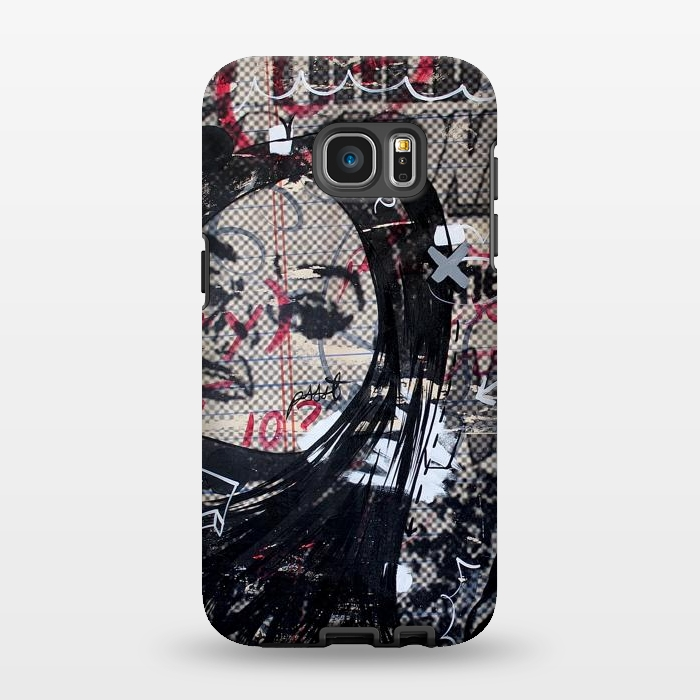 AC1346245, Phone Cases, Galaxy S7 EDGE, StrongFit, Dan Monteavaro, Prisoner of the past, Designers,