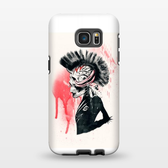 AC1346274, Phone Cases, Galaxy S7 EDGE, StrongFit, Ali Gulec, Punk, Designers,