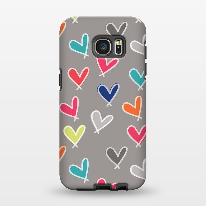AC1346281, Phone Cases, Galaxy S7 EDGE, StrongFit, Rosie Simons, Blow Me One Last Kiss, Designers,