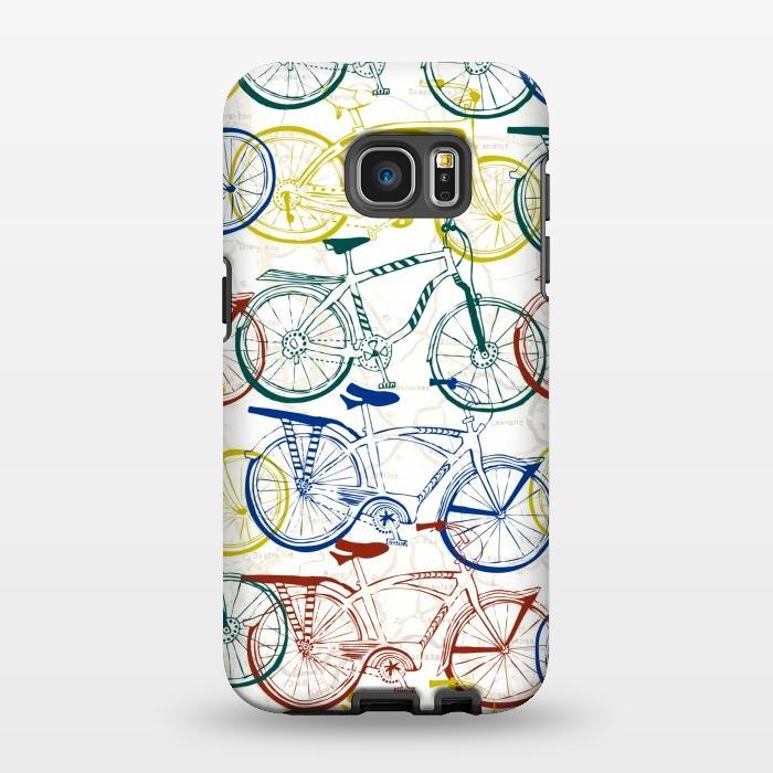 AC1346312, Phone Cases, Galaxy S7 EDGE, StrongFit, Julie Hamilton, Retro Cruiser, Designers,