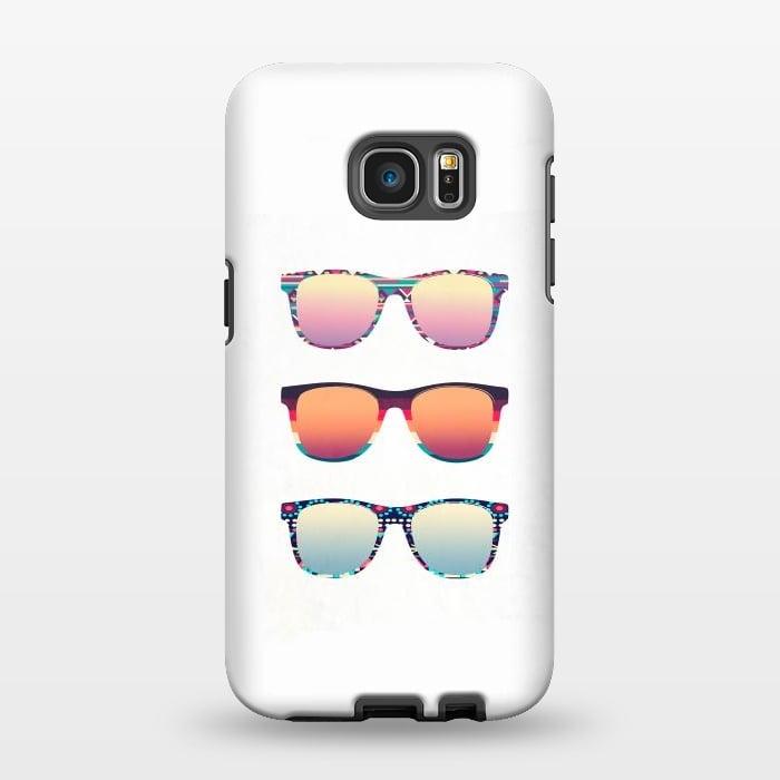 AC1346335, Phone Cases, Galaxy S7 EDGE, StrongFit, Nika Martinez, Put your Glasses On, Designers,