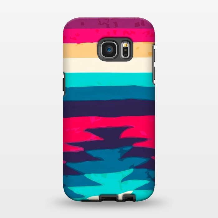 AC1346339, Phone Cases, Galaxy S7 EDGE, StrongFit, Nika Martinez, Surf Girl, Designers,