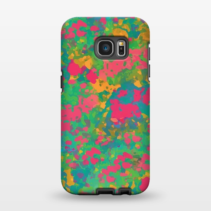 AC1346343, Phone Cases, Galaxy S7 EDGE, StrongFit, Kathryn Pledger, Flowerfield, Designers,