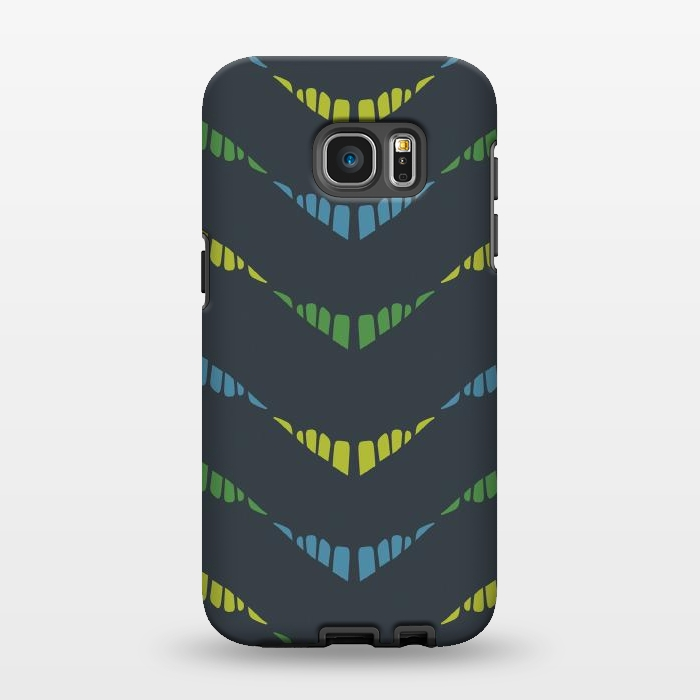AC1346360, Phone Cases, Galaxy S7 EDGE, StrongFit, Karen Harris, Ain't No Mountain__Cool, Designers,