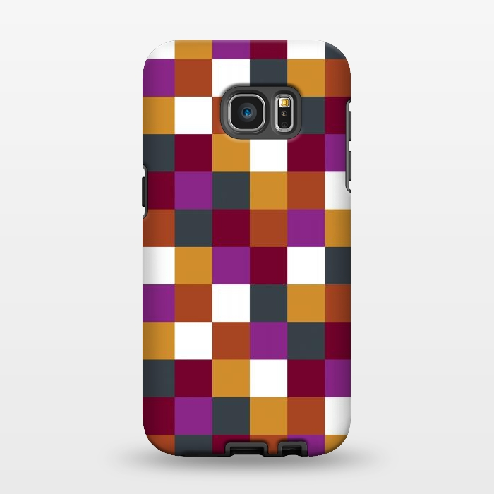 AC1346363, Phone Cases, Galaxy S7 EDGE, StrongFit, Karen Harris, Sudoku Warm, Designers,