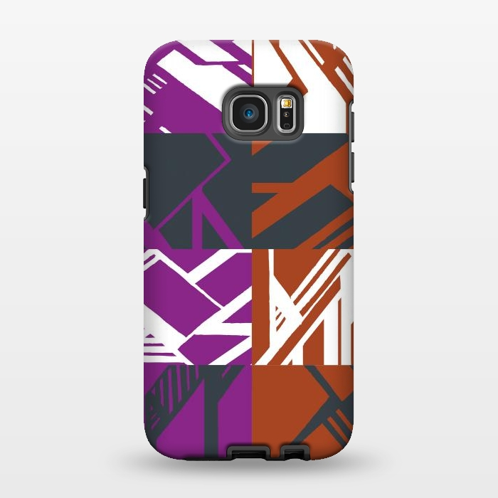AC1346364, Phone Cases, Galaxy S7 EDGE, StrongFit, Karen Harris, Tapestry in Solstice, Designers,