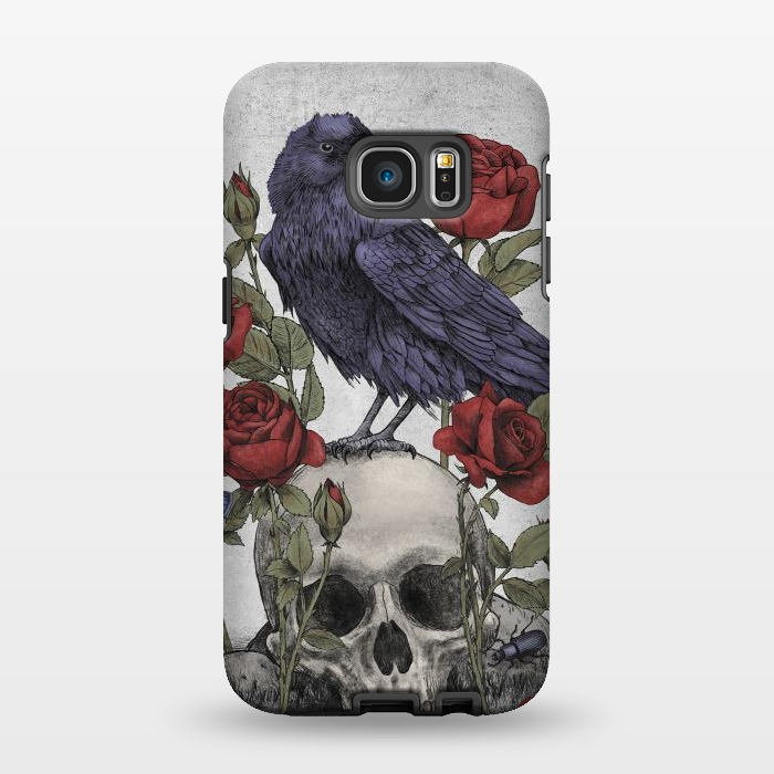 AC1346372, Phone Cases, Galaxy S7 EDGE, StrongFit, Terry Fan, Memento Mori, Designers,