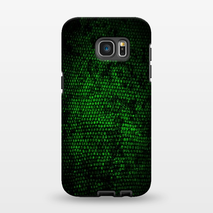 AC1346422, Phone Cases, Galaxy S7 EDGE, StrongFit, Nicklas Gustafsson, Reptile skin, Designers,