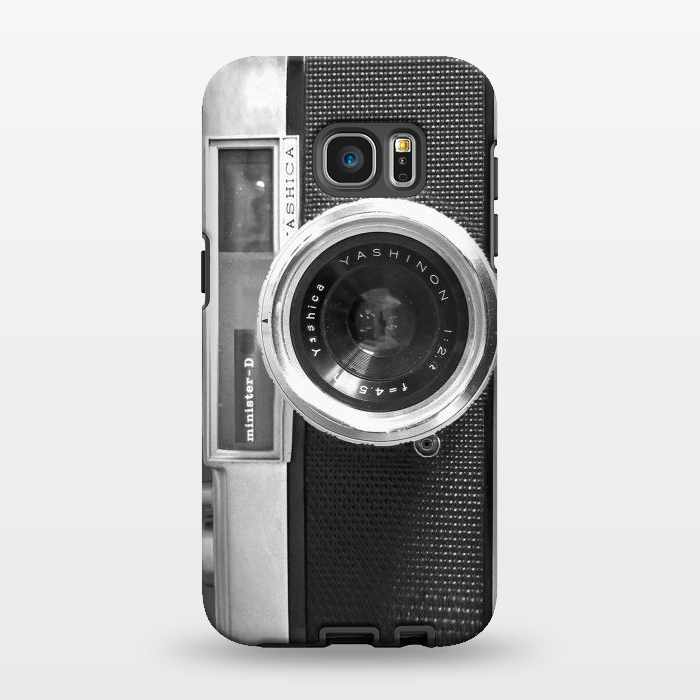 AC1346424, Phone Cases, Galaxy S7 EDGE, StrongFit, Nicklas Gustafsson, Oldschool cameraphone, Designers,