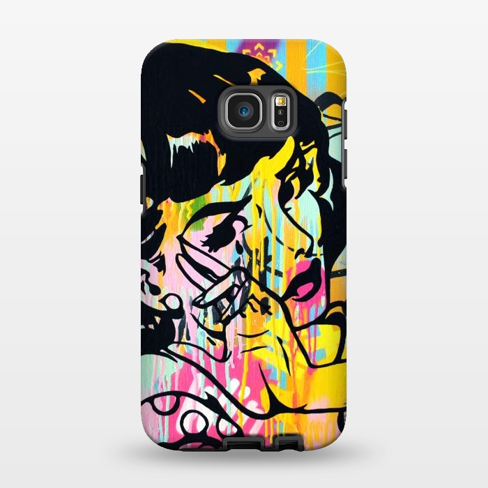 AC1346432, Phone Cases, Galaxy S7 EDGE, StrongFit, Scott Hynd, Wipe away that tear, Designers,