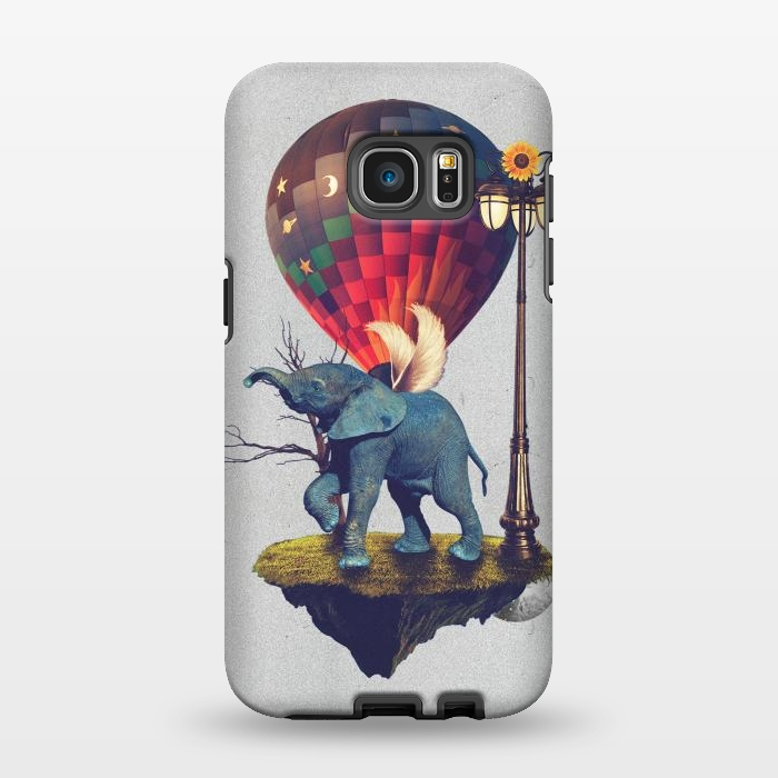 AC1346440, Phone Cases, Galaxy S7 EDGE, StrongFit, Eleaxart, Lphant!, Designers,