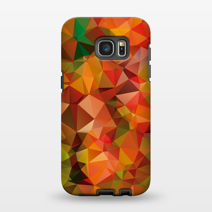 AC1346443, Phone Cases, Galaxy S7 EDGE, StrongFit, Eleaxart, Sweet Diamonds, Designers,